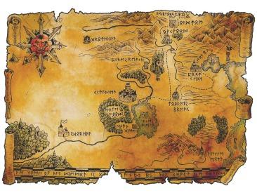 Shin High Map