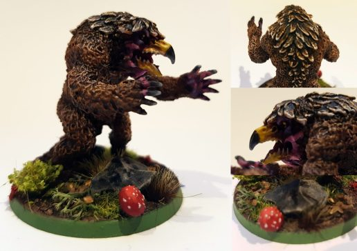 Otherworld Owlbear