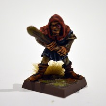 Citadel Miniatures Townsfolk Beggar