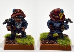 Gimble Ningle, Gnome Rogue