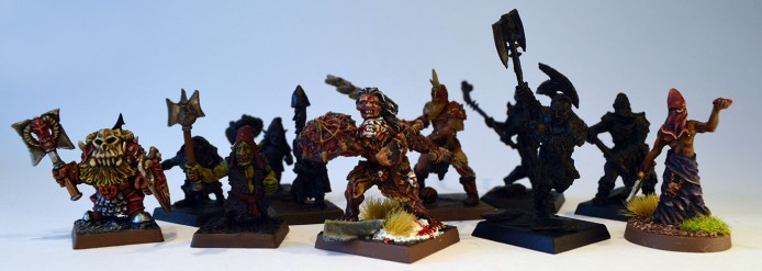 Realm of Chaos Warband